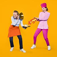 Keuken medewerkers