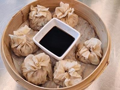Gezonde lunch #2: Homemade dumplings