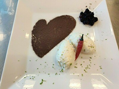 Recept: Witte chocolademousse voor Valentijnsdag!